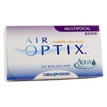 AIR OPTIXAQUA MULTIFOCAL