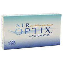 AIR OPTIXFOR ASTIGMATISM