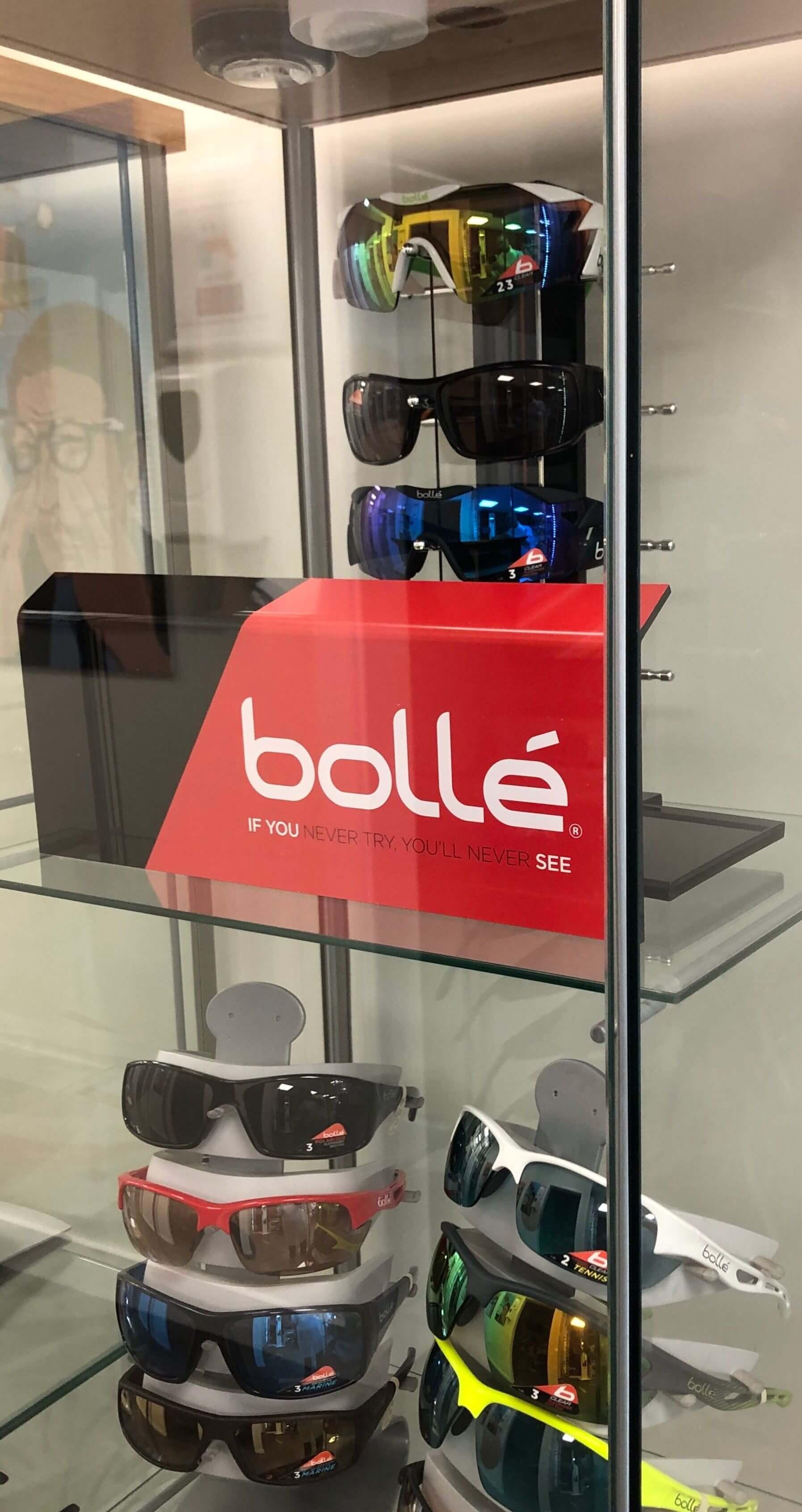 Bollé sunglasses