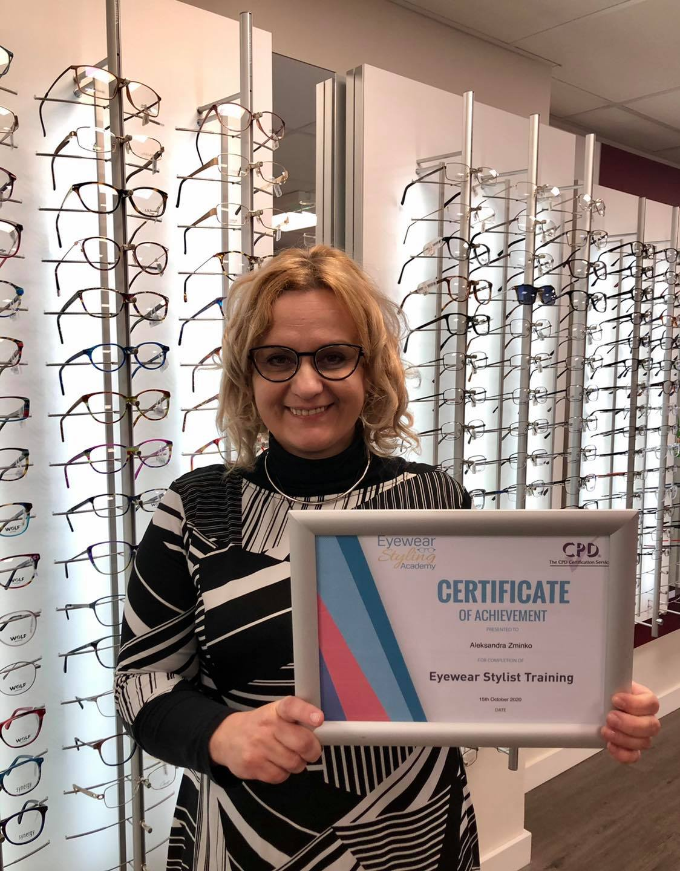 Eyewear Styling Academy Course