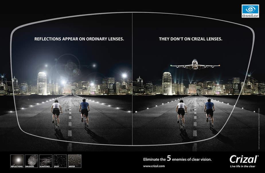 Essilor's amazing lens technology