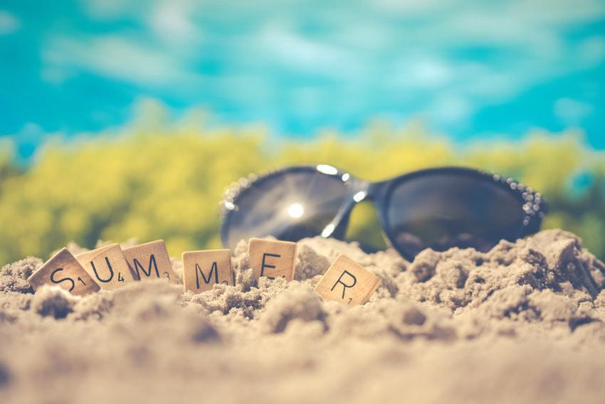 Summer, Sunshine, Sunglasses!